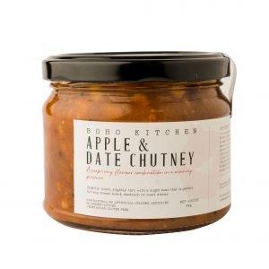 Boho Eatery - Apple Date Chutney