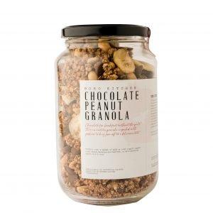 Boho Eatery - Chocolate Peanut Granola