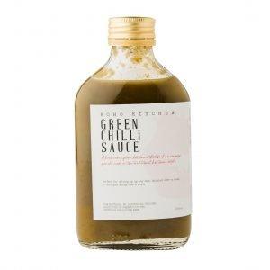 Boho Eatery - Green Chilli Sauce