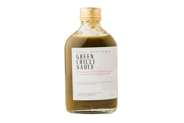 Boho Eatery - Green Chilli Sauce scaled