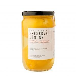 Boho Eatery - Preserved Lemons