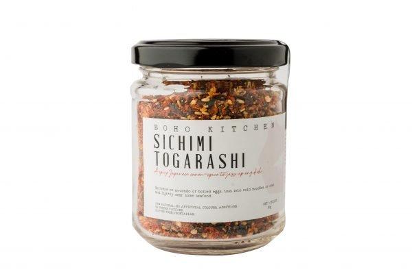 Boho Eatery - Sichimi Togarashi scaled
