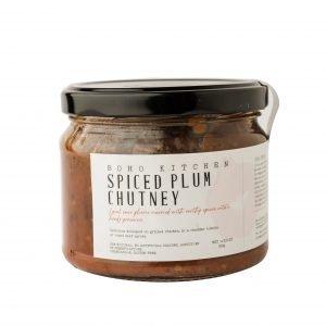 Boho Eatery - Spiced Plum Chutney