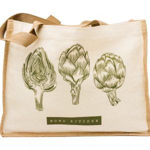 Boho Eatery - Carciofi bag