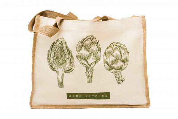 Boho Eatery - Carciofi bag scaled
