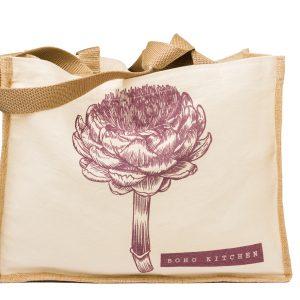 Boho Eatery - Carciofiore bag