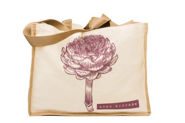 Boho Eatery - Carciofiore bag scaled