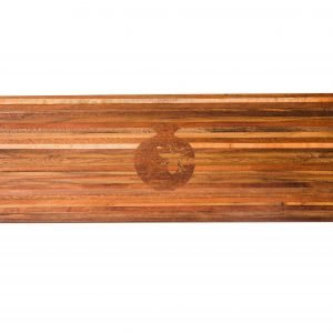 Boho Eatery - Mezze board with handles