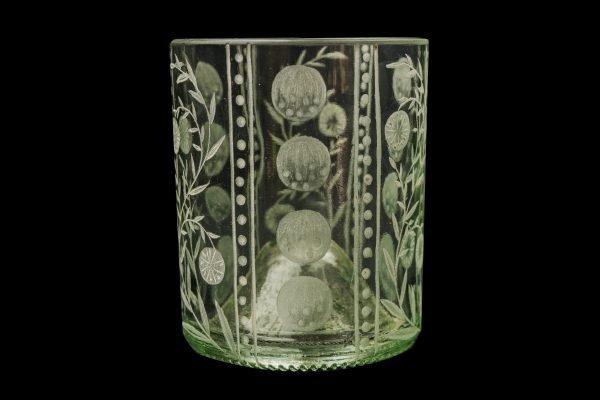 Boho Eatery - Patrona glass clear scaled