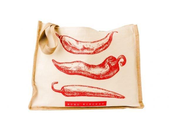 Boho Eatery - Pili pili bag scaled