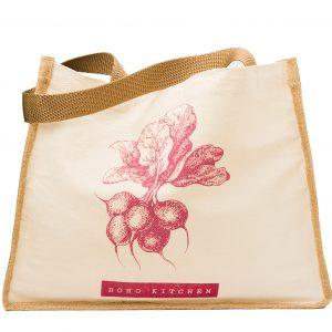 Boho Eatery - Rabanete bag