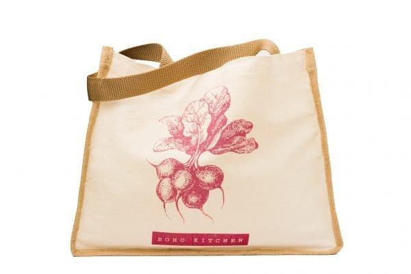 Boho Eatery - Rabanete bag scaled